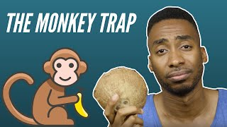 HOW TO CATCH A MONKEY