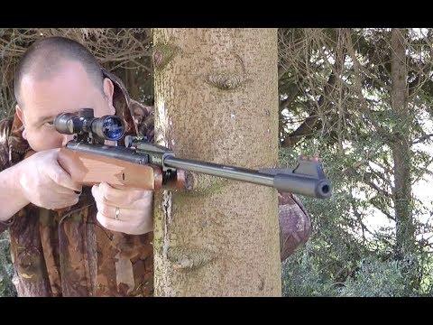 REVIEW:  Remington Express Air Gun - Spring Powered Air Rifle