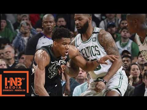 Xxx Mp4 Boston Celtics Vs Milwaukee Bucks Full Game Highlights Game 2 2018 NBA Playoffs 3gp Sex