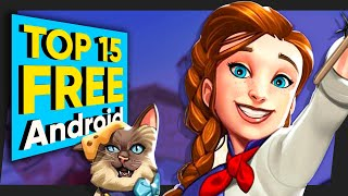 Top 15 New FREE Android & iOS Games of August 2019 | whatoplay