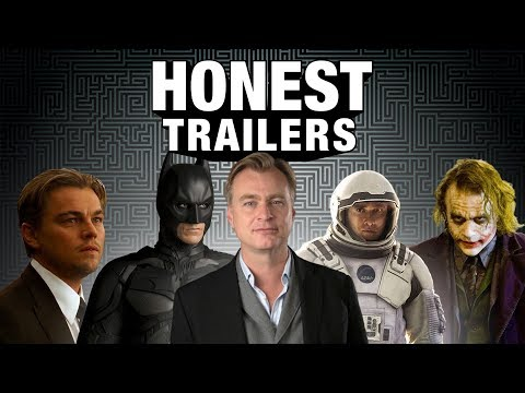 Honest Trailers Every Christopher Nolan Movie