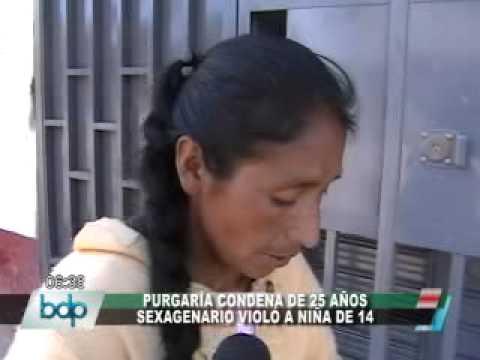 SEXAGENARIO VIOLÓ A NIÑA DE 13 AÑOS.