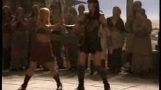 xena  wild dances