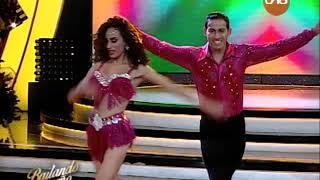 ¡Ross y Jessica Reyes bailan #ChaChaCha! #Bailando2017