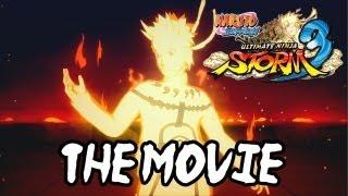 Naruto Shippuden Ultimate Ninja Storm 3 - ALL CUTSCENES [English]