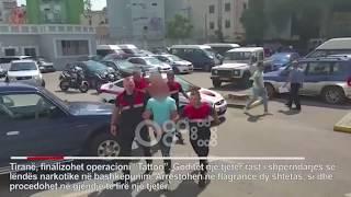Ora News - Drogë dhe Drogë në Tiranë, arrestohen dy shpërndarësit, sekuestrohet mbi 1 kg kanabis