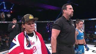 Bellator 186: What to Watch | Ilima-Lei MacFarlane vs. Emily Ducote