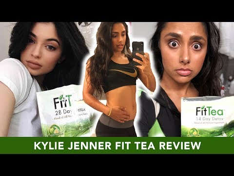 We Tried Kylie Jenner s Weight Loss Tea ☕️ feat. Ayla Woodruff