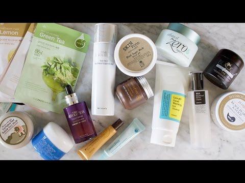 10-Step Korean Skincare | Innisfree, Nature Republic, COSRX, Missha + more!