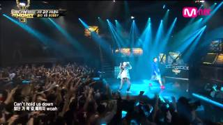 [SHOW ME THE MONEY 3] BOBBY - L4L(Lookin' For Luv)(feat. Dok2 & The Quiett)@2次公演