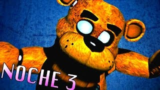 REINICIATE!! | Five Nights At Freddy´s (Noche 3) - JuegaGerman