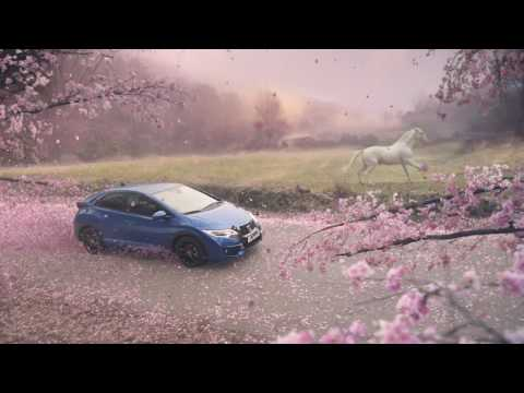 Honda Civic Elegance campaign