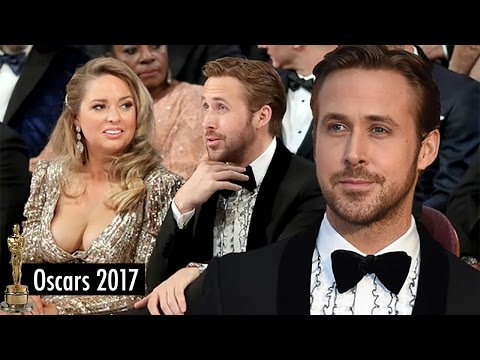Download Ryan Gosling's Sister Mandi Proves SEXY Runs in the Family at 2017 Oscars