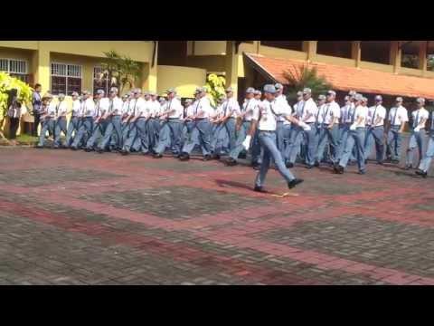 Pembukaan PDK Siswa Siswi SMA Taruna Nusantara Angkatan 24
