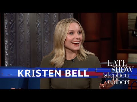 Kristen Bell s Daughter Asked Her Why Is Earth