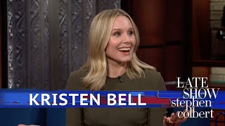 Kristen Bell's Daughter Asked Her 'Why Is Earth?'