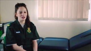 Meet Chantelle, a patient transport service driver