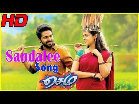 Xxx Mp4 Sandalee Video Song Sema Movie Scenes GV Prakash Asks Arthana To Elope With Him Kovai Sarala 3gp Sex
