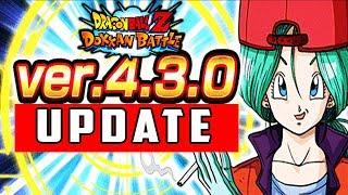 MEGA BUG! AGGIORNAMENTO ALLA 4.3.0 di Dragon Ball Z Dokkan Battle ITA