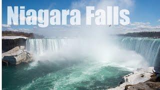 Niagarafälle - Mit dem Boot in den Wasserfall | KanadaVlog #2