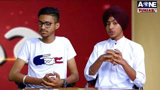 Aone Punjabi Tv | Hunar | Youngest YouTuber | Full Episode |