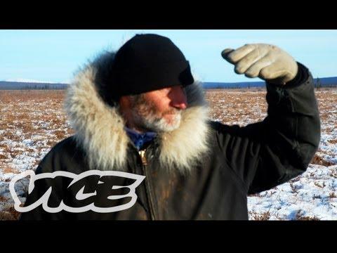 Surviving Alone in Alaska