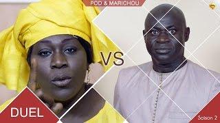 Duel - Pod et Marichou - Saison 2 - Diarra vs Amath