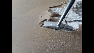 Force Failing Drywall Anchors