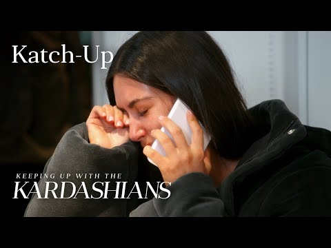 Keeping Up With the Kardashians Katch Up S13 EP.6 E