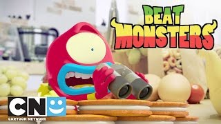 Chutes en folie   Beat Monsters   Cartoon Network