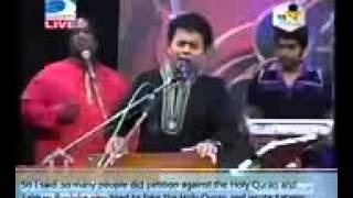 HiFiMov com bangladeshi hindu singer nakul kumar biswas responds to the quran burning florida pastor