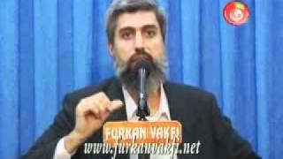 Alparslan Kuytul Cübbeli Ahmet hoca ve tekfir meselesi.