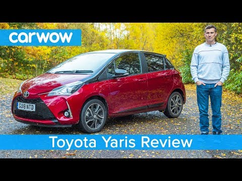 Toyota Yaris 2019 in depth review carwow Reviews