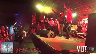 Blade Supnelse Live at ATL Reggae Summer Jam SEPT 2017 [VOTCityTV]