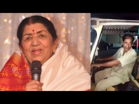 Xxx Mp4 Lata Mangeshkar Is Fan Of Pakistani Auto Driver S Singing Shared Video On FB 3gp Sex