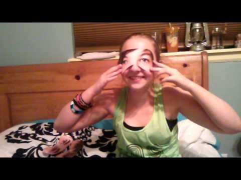 Celeb eye masks