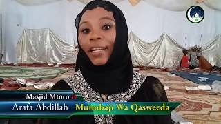 Arafa Abdillah -  Watu wanasema Nimekufa Nipo Hai