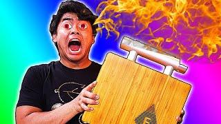 Cooking Food Using a $500 Speaker!