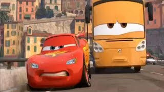 Cars 1 , 2 & 3 :  Lightning Mcqueen   All Characters  Easter Eggs & Deleted Scenes
