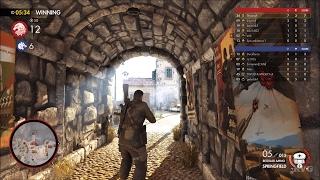 Sniper Elite 4 - Multiplayer Gameplay (PC HD) [1080p60FPS]
