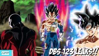 ULTRA INSTINCT FULL POWER! Dragon Ball Super Episode 123 Leaks!! Is it Vegeta, Goku or Jiren?