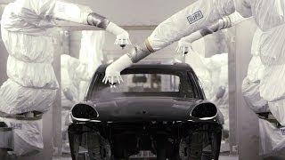 ► 2014 Porsche Macan PRODUCTION