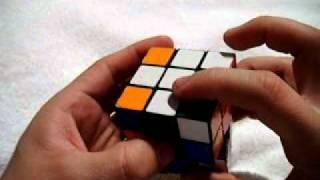 Como resolver o armar el cubo de rubik en un solo paso sencillo