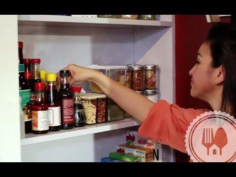 Tips: Atur Isi Dapur