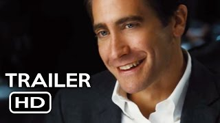 Nocturnal Animals Official Trailer #1 (2016) Jake Gyllenhaal, Amy Adams Thriller Movie HD