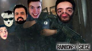 RAINBOW SIX SIEGE   NÃO PARA DE T ENTAR NÉ