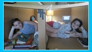 Check Out This Awesome School Fort   Flippin' Katie