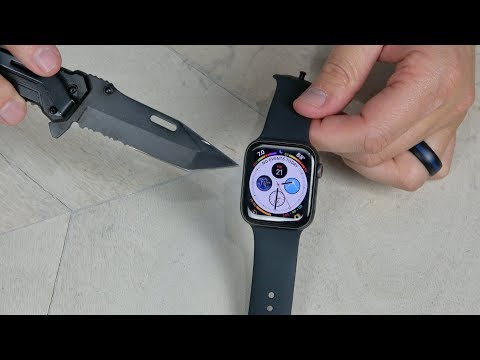 What s inside Series 4 Apple Watch