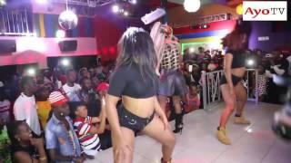 Vanessa Mdee alivyoiachia Niroge tour Dodoma