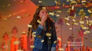 ALL GOLDEN BUZZER AMERICA